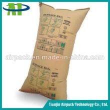 Bolsa de aire resistente de alta resistencia del Dunnage de papel