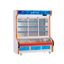 Двухслойный холодильник с тремя слоями