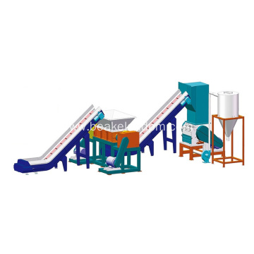 Professional China for Plastic Double Shaft Shredder Double Shaft Machine Metal Recycling Shredder supply to Botswana Suppliers