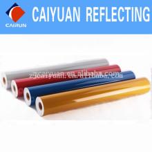 CY haute intensité Grade Film réflecteur prismatique ruban vinyle en Stock