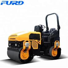 Compacteur à rouleau vibrant de puissance diesel de 2900 kg (FYL-1200)