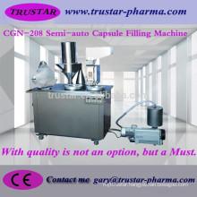 medicine capsule filling machine price