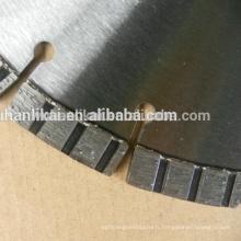 Fraise diamantée pour béton armé