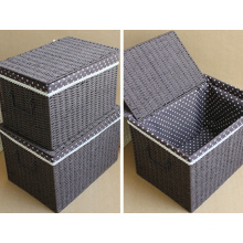 (BC-RB1012) Durable Economic Paper Rope Basket