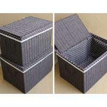 (BC-RB1012) Прочная хозяйственная веревочная корзина для бумаги