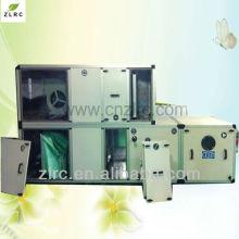 Unidad de tratamiento de aire para uso marino