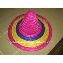 Красочные шляпы сомбреро