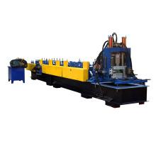 Galvanisiertes Farbüberzogenes Eisen-Blatt, das CZ Purlin-Rolle bildet Maschine bildet
