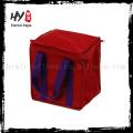 Новый мягкий двусторонняя нетканая сумка-холодильник для оптовых продаж