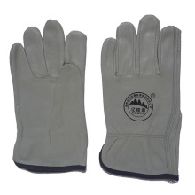 Cowhide Working Safety Construction Gloves for Machanist