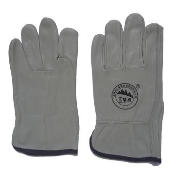Перчатки для безопасной работы на шелухе для маханиста