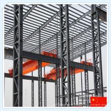 Estructura de marco de acero de alta resistencia de China Q235 Q345