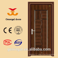 Economical honeycomb core 45mm steel and wood door