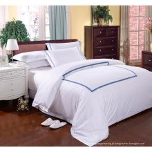 100% Algodão ou T / C 50/50 / Bordados Hotel / Home Bedding Set (WS-2016028)