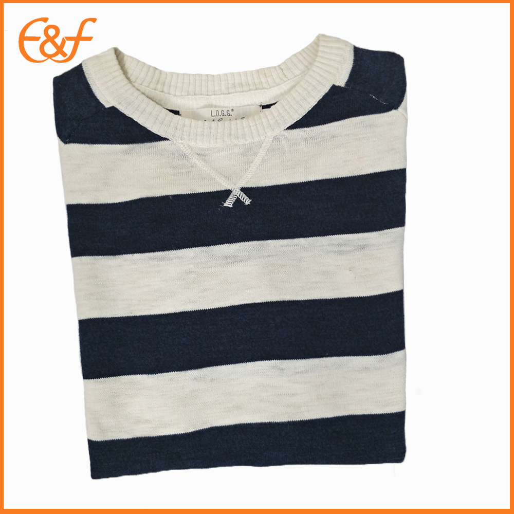 Stripe stylish sweater