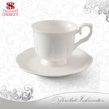 porcelain tea set for restaurant cutlery with logo