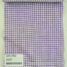 Tela de lino a cuadros 100% lino / lino