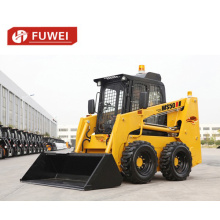 New Design Fuwei Brand Skid Steer Loader