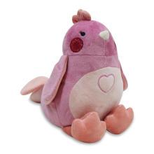 China regalos de promoción de Año Nuevo juguete suave peluche de juguete de peluche de pollo