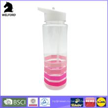 Красочные бутылки воды спорта