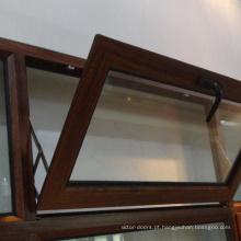inclinação de vidro de chumbo e vire a janela do fabricante china