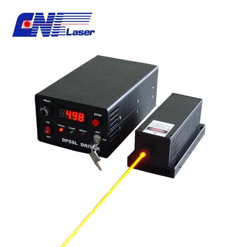 orange laser module