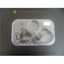 Bandeja cosmética plástica del PVC del Thermoforming