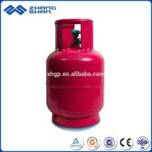 Bouteille de gaz GPL 5KG en acier solide de vente à chaud au Bangladesh