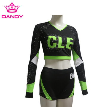 Varstity Girls Cheer Uniforms personnalisé