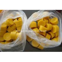 Grado alimenticio 100% puro natural de la Beewax y grado cosmético