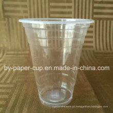 Copos de plástico baratos Lucency