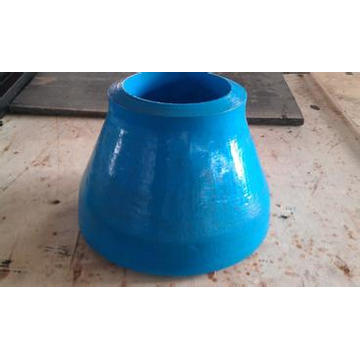High quality ASTM A234-WPB 6 inch