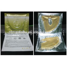 2014 New Cheap High quality collagen face 24k mask