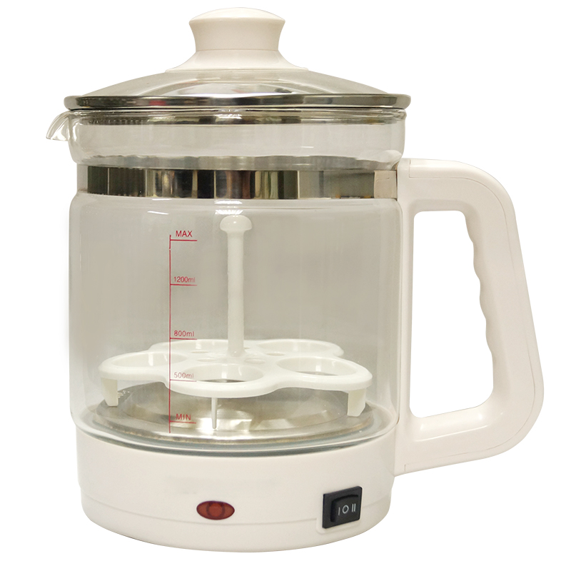 Safety Glass Water Kettle