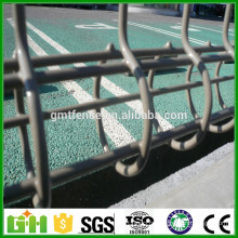 Prix ​​d'usine Double Circle Powder Coated Wire Mesh Fence