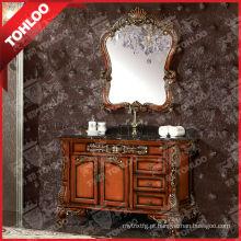 Armário antigo e clássico do espelho do banheiro (espelho da tira de 5mm)
