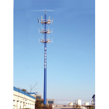Telecommunication Steel Tower Steel Poles