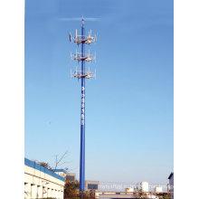 Стальные стойки телекоммуникационной стали