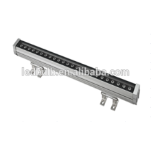 Alto poder 18w LED parede arruela / luz IP66 LED luz exterior / jardim com 3 anos de garantia