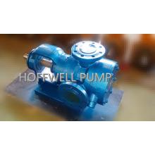 CE Approved NYP High Viscosity Bitumen Gear Pump