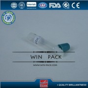 green cap lipgloss cosmetic plastic tubes, plastic tubes with caps,plastic tubes packaging