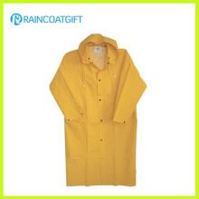 0,32 mm PVC Polyester Regenmantel Rpp-001
