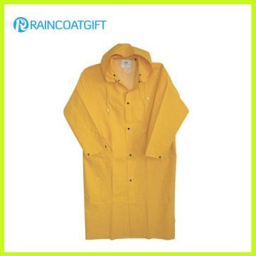 0.32mm PVC Polyester Raincoat Rpp-001