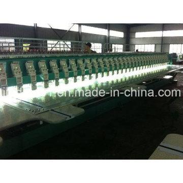 340 Flat Heavy Embroidery Machine