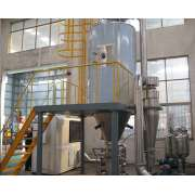 3000 Inorganic Salt Condensing Granulating Tower