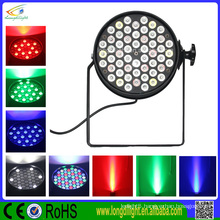 Guangzhou Manufacture supply Par 64 led 54*3W par light PAR LED