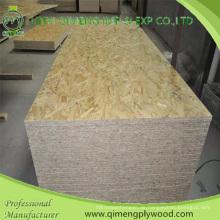 Verpackung und Bau Grade 6-25mm OSB Board mit günstigen Preis