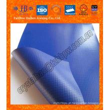 1000D 18oz / 21oz / 23oz Tecido de lona de PVC