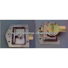 cerradura del pestillo del metal para la caja de herramientas de la caja