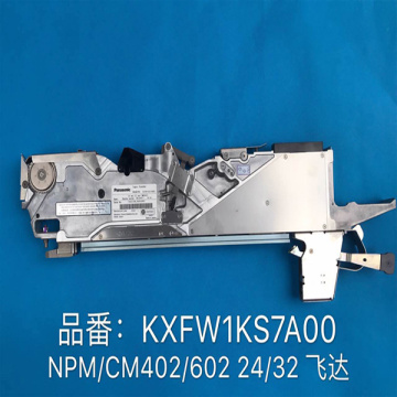PANASONIC NPM CM402 602 24 MM 32 MM FEEDER KXFW1KS7A00